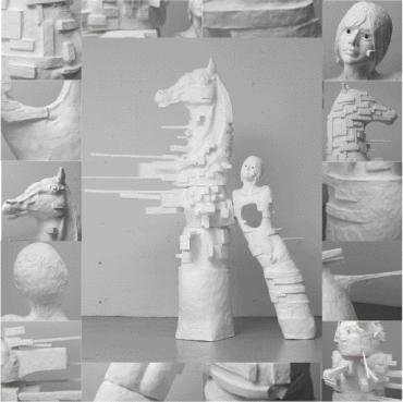 空間デザイン 三平泰輔(2010年度卒業生)「A Genetic Commonality (遺伝子の共通性)」