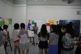 2011年度春学期合同講評会が行われました