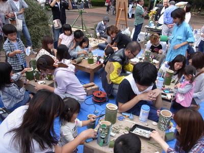 「ゆうゆう版画美術館まつり」にてワークショップ開催!